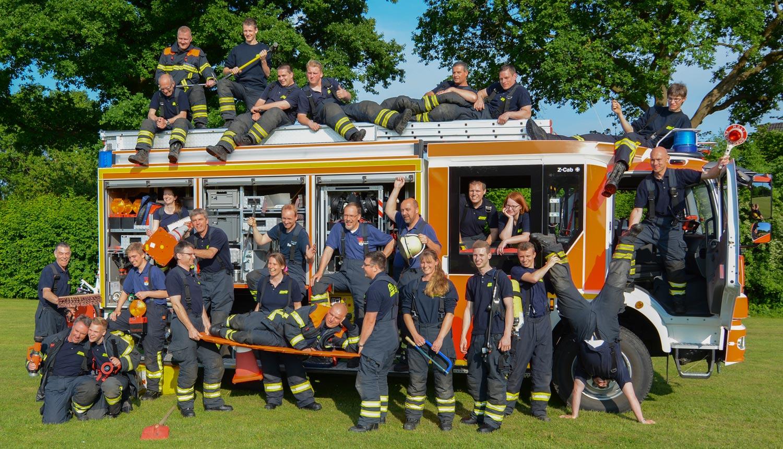 Noch eine Woche bis zum großen Fest – Freiwillige Feuerwehr Sülfeld