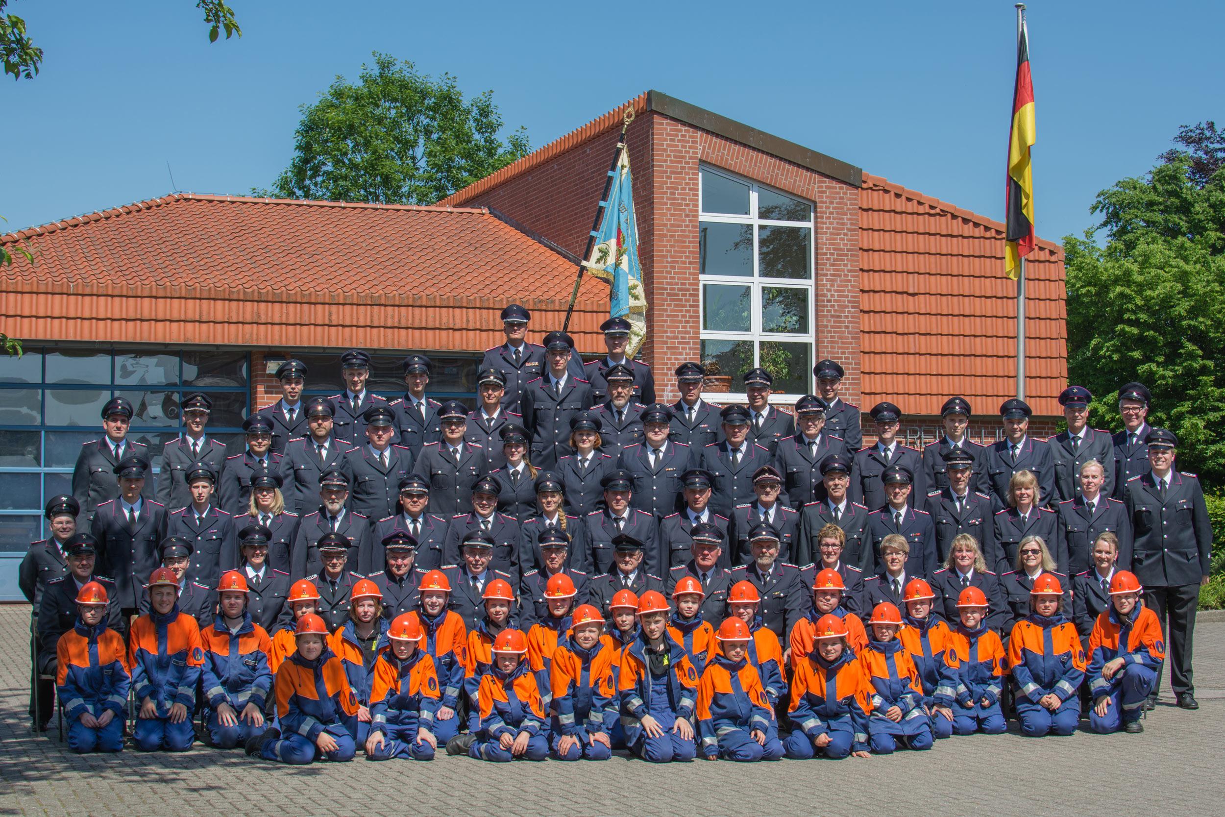 Die Freiwillige Feuerwehr Sülfeld ist 8 Jahre alt – Freiwillige ...