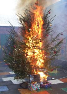 brennenderweihnachtsbaum
