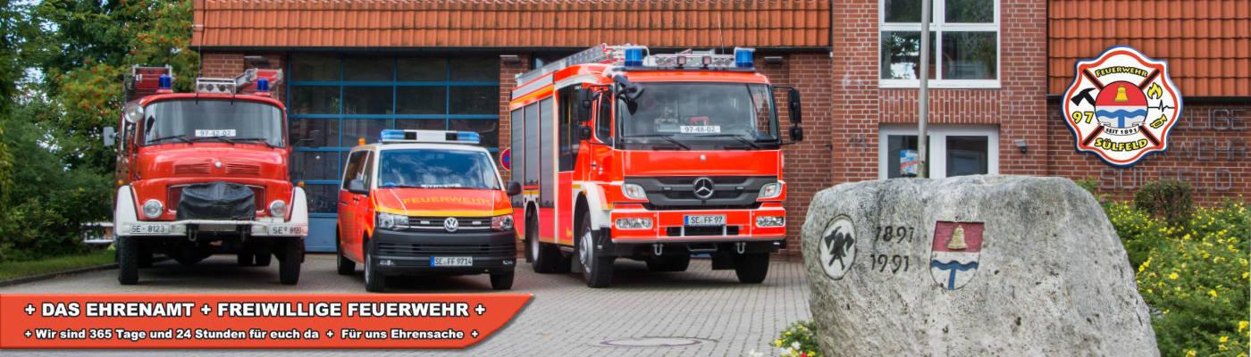 Freiwillige Feuerwehr Sülfeld